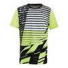 Boys` Road Warrior Tennis Crew Yellow by ATHLETIC DNA