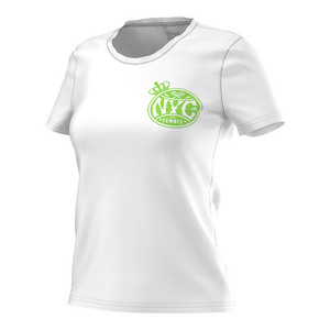 Women`s Adi US Open Tennis Tee White