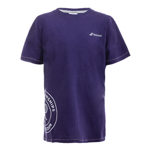 BABOLAT BOYS CORE TRAINING TENNIS TEE