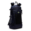 LACOSTE Match Point Nylon Tennis Backpack Peacoat