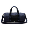 LACOSTE Match Point Nylon Duffle Tennis Bag Peacoat