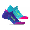 Elite Ultra Light No Show Tab Tennis Socks by FEETURES