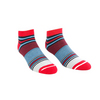 TRAVISMATHEW Men`s Daquiries Tennis Socks Insignia Blue