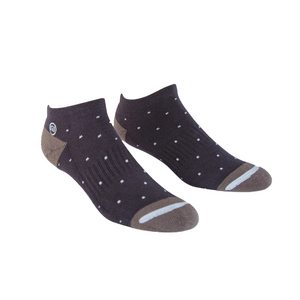 Men`s Yogi Tennis Socks Dress Blue