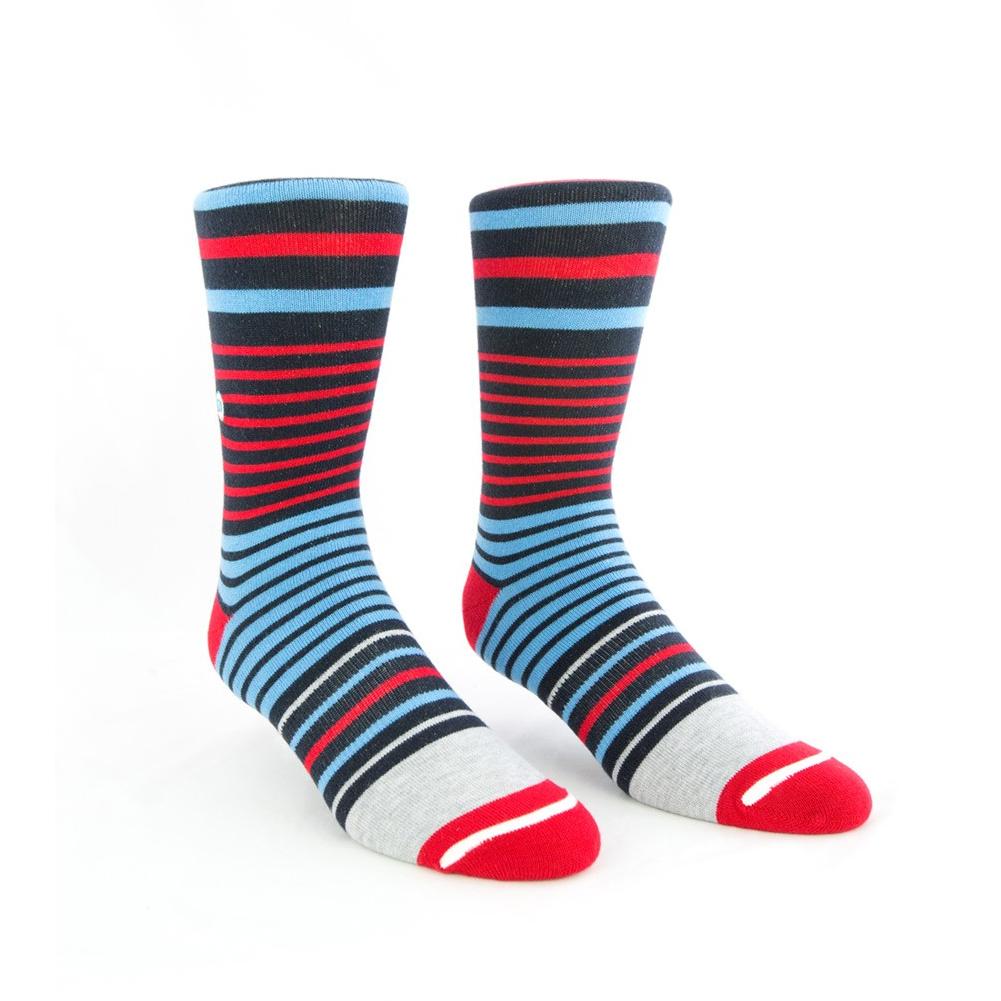 Men's Harvey Wallbanger Tennis Socks Insignia Blue