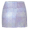 CHRISSIE BY TAIL Women`s Olinda 13.5 Inch Tennis Skort Volley Print