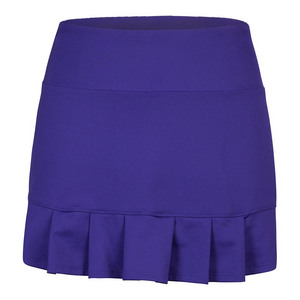 Women`s Deedra 13.5 Inch Tennis Skort Imperial Purple