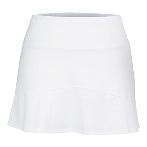 CHRISSIE BY TAIL WOMENS BIBI 13.5 INCH TNS SKORT WHITE