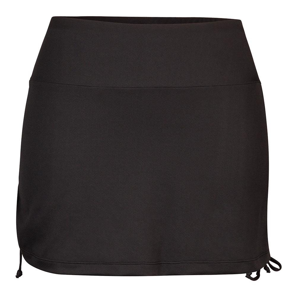 Women's Marlen 14.5 Inch Tennis Skort Black