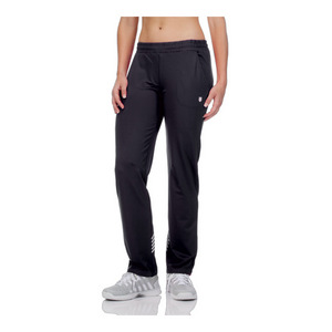 Women`s Warm Up Tennis Pant Black