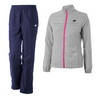 LOTTO Women`s Kaylee Tennis Suit Pearl and Blue Cosmo