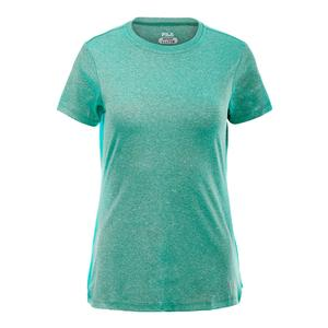 Women`s Heather Crew Neck Tee