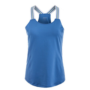 Women`s Misty Tennis Tank French Blue