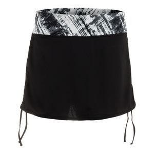 FILA WOMENS VAMP IT UP SKORT BLACK