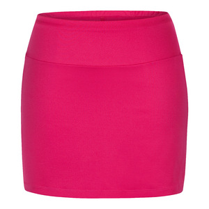 Women`s Amani 14.5 Inch Tennis Skort Garnet Red