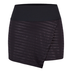 Women`s Jay 13.5 Inch Tennis Skort Metallic Stripe