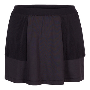 Women`s Delsie 13.5 Inch Tennis Skort Black