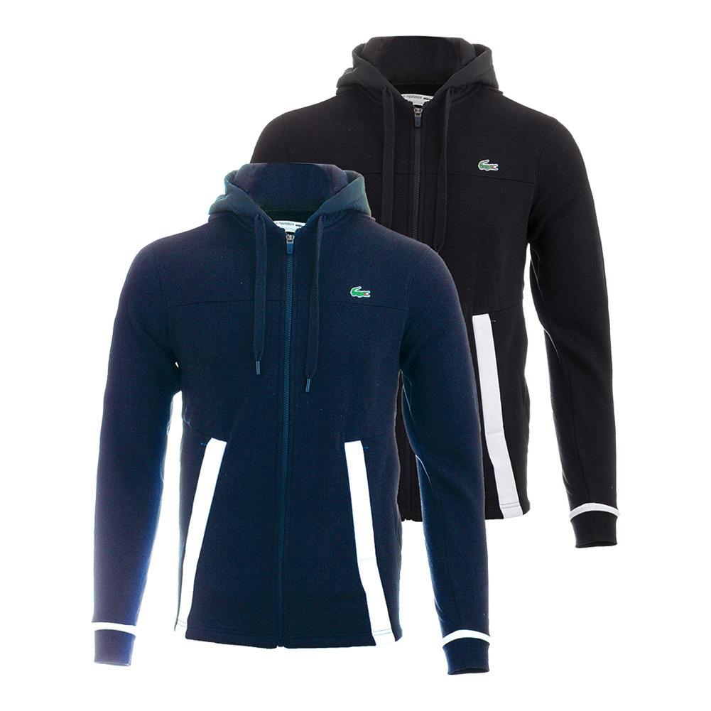 Men's T2 Fleece Colorblock Zip Tennis Hoody