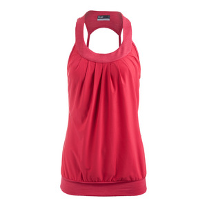 Women`s Magnetic Tennis Tank Geranium