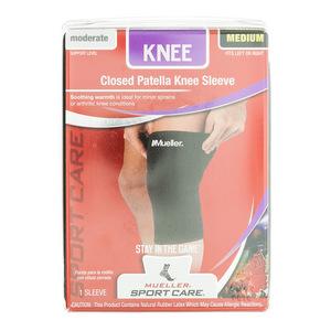Closed Patella Knee Sleeve Medium