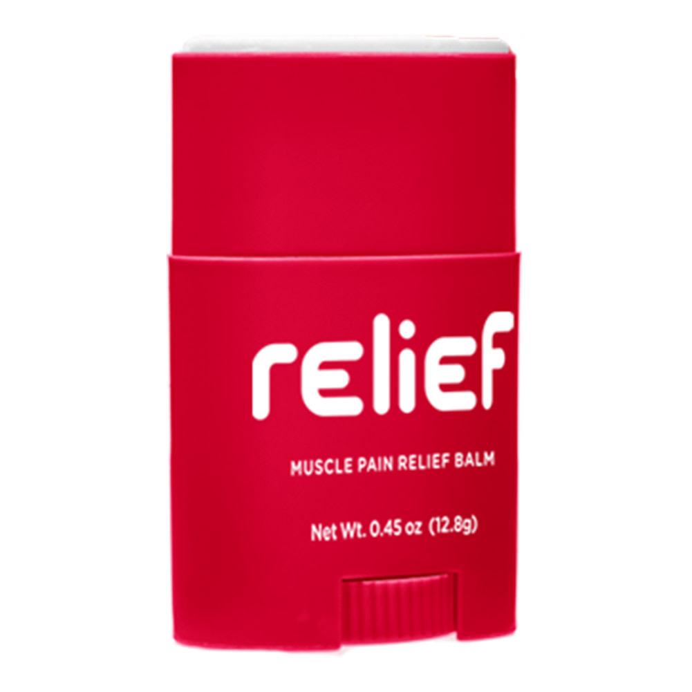 Relief Muscle Pain Balm .45 Oz