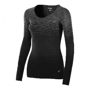 Women`s Seamless Long Sleeve Top
