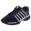 K-SWISS Men`s Hypercourt Express Tennis Shoes Navy and Silver