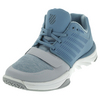K-SWISS Men`s X Court Athleisure Tennis Shoes Blue Haven and Gray Dawn