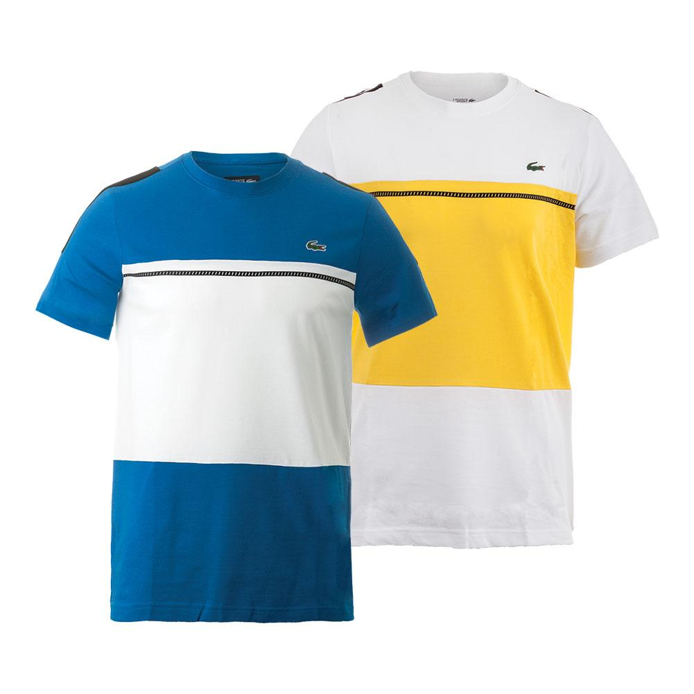 Men's T2 Superlight Colorblock Tennis Tee
