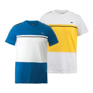 Men`s T2 Superlight Colorblock Tennis Tee