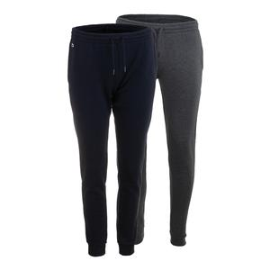 Women`s Double Face Fleece Tennis Sweat Pant