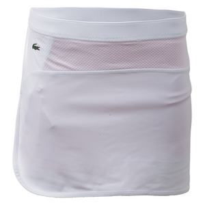 Women`s Technical Jersey Color Block 13.5 Inch Tennis Skirt
