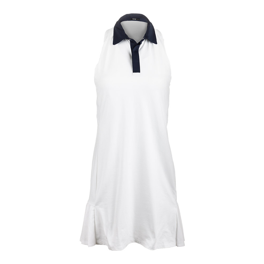 Women's Elite Wicking Dress Pure White
