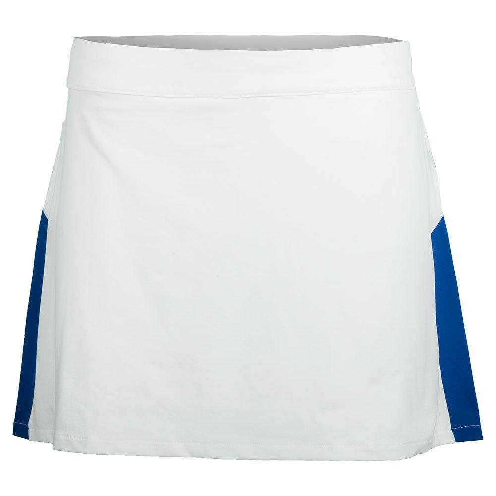 Women's Elite Wicking Skort Pure White