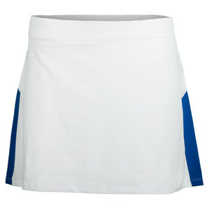 POLO RALPH LAUREN WOMENS ELITE WICKING SKORT PURE WHITE