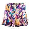 ELEVEN Women`s Flutter 13 Inch Tennis Skort Prism Print
