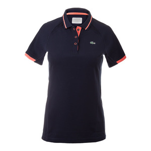 Women`s Mesh Panel Technical Tennis Polo