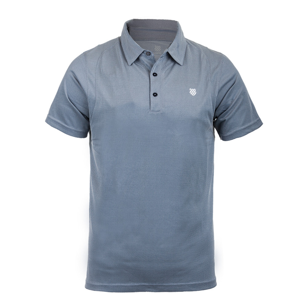 Men's B2 Tennis Polo Dress Blue