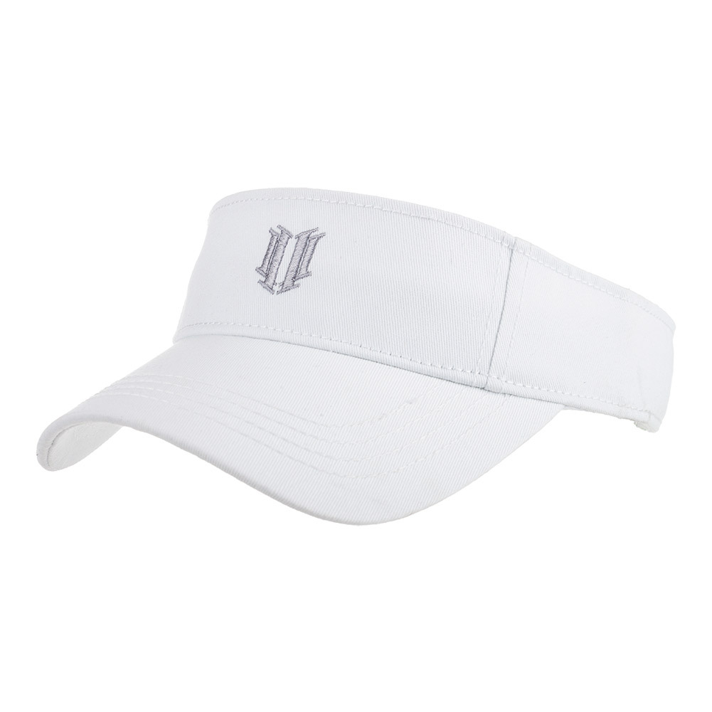 Women's Tennis Visor White