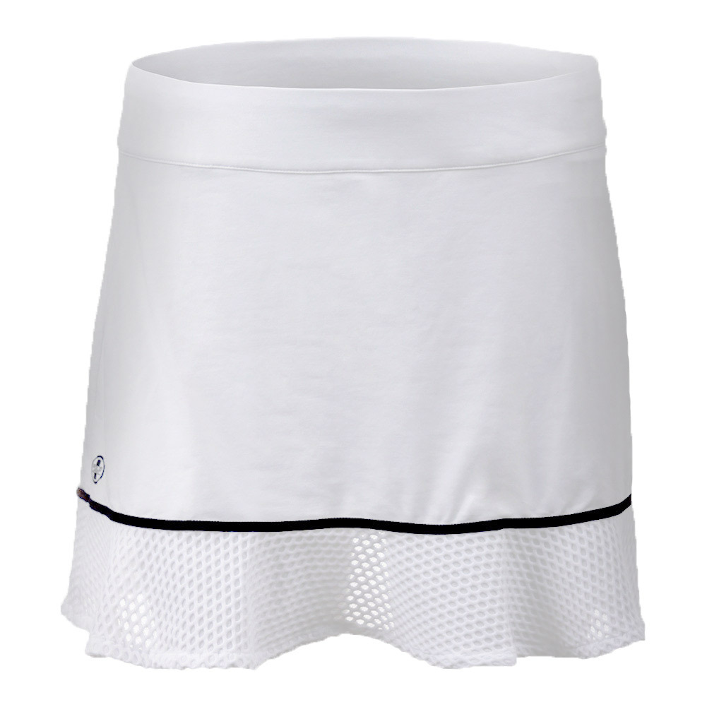 Women's Elite Wicking Skort Pure White