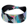 ASICS Twisted Tennis Headband Inblot Floral Print