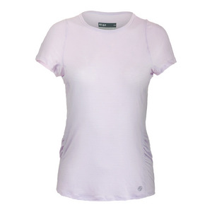 LIJA WOMENS FLUID TENNIS TEE LILY