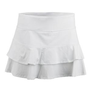 LIJA WOMENS MATCH TENNIS SKORT WHITE