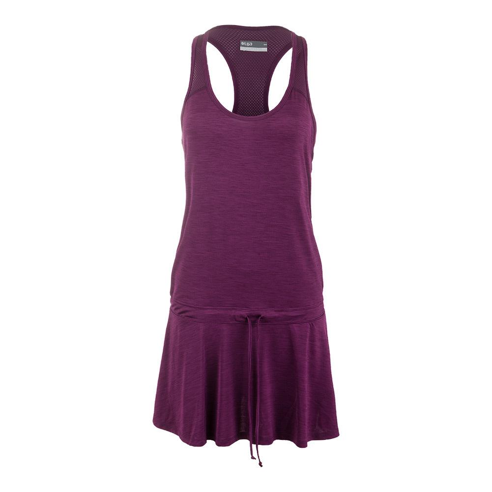 Women's Oxygen Tennis Dress Acai