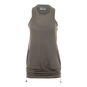 LIJA WOMENS RUN TRACK TANK FOLIAGE