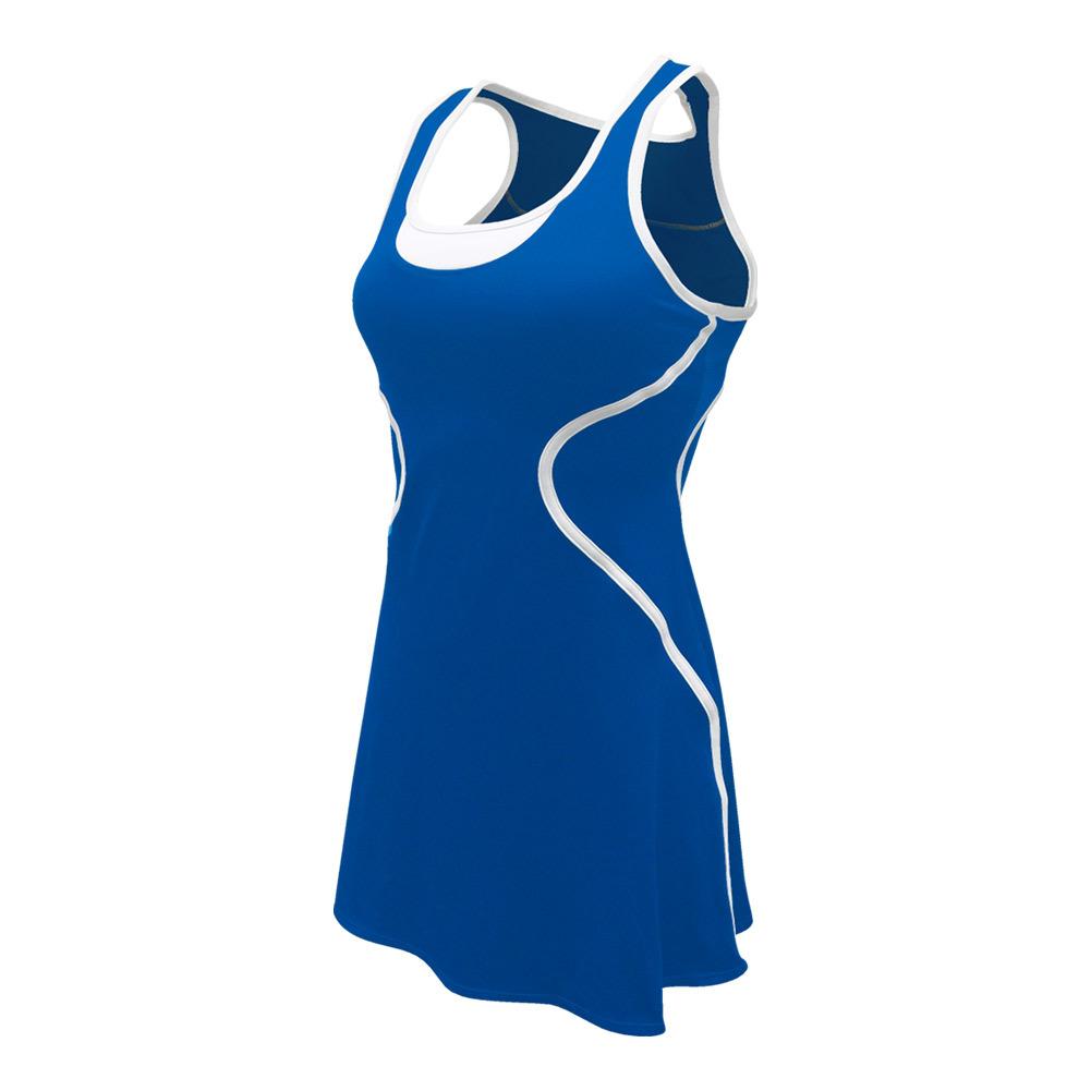 Women's Sophia Tennis Dress Royal