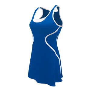 Women`s Sophia Tennis Dress Royal
