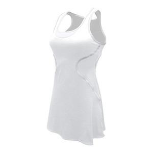 Women`s Sophia Tennis Dress White