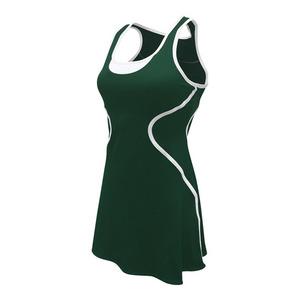 Women`s Sophia Tennis Dress Pine Green