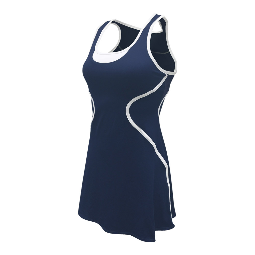 Women's Sophia Tennis Dress Navy